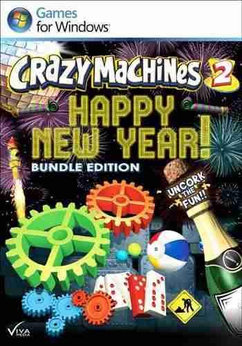 Descargar Crazy Machines 2 Happy New Year Bundle Edition [English][TiNYiSO] por Torrent